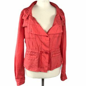 Women Jacket Sz M by Maurices in Color color (D-7)